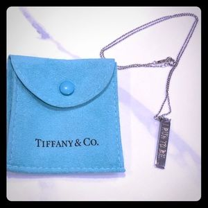 Tiffany & Co./NWM Sterling Silver Necklace
